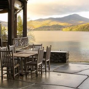 Lake Placid Lodge: The Arts & Crafts Jewel of the Adirondacks