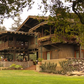 "A Pilgrimage to The Gamble House: ""The Ultimate Bungalow"",  Part I: The Exterior"
