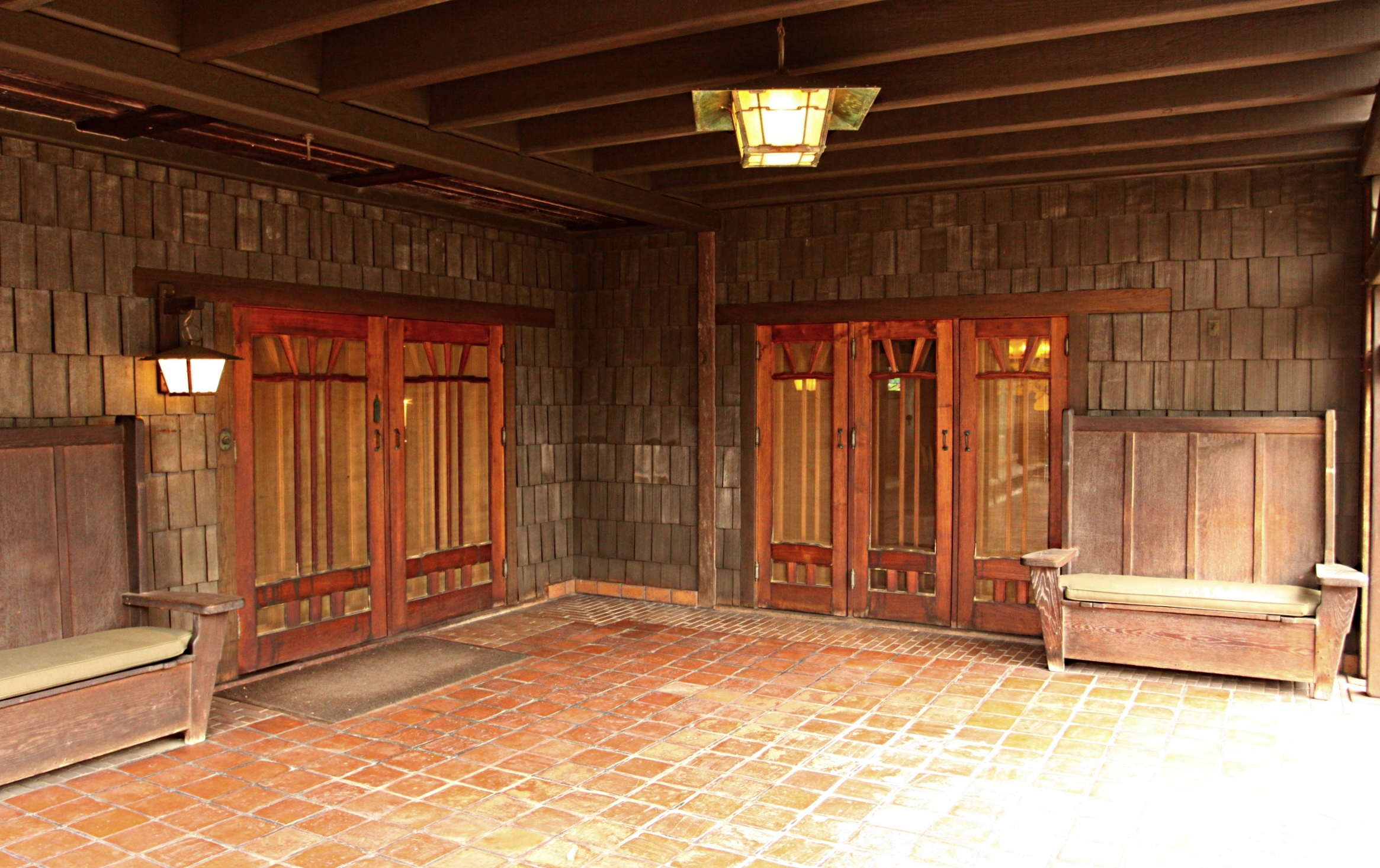 A Pilgrimage To The Gamble House The Ultimate Bungalow Part I The Exteri