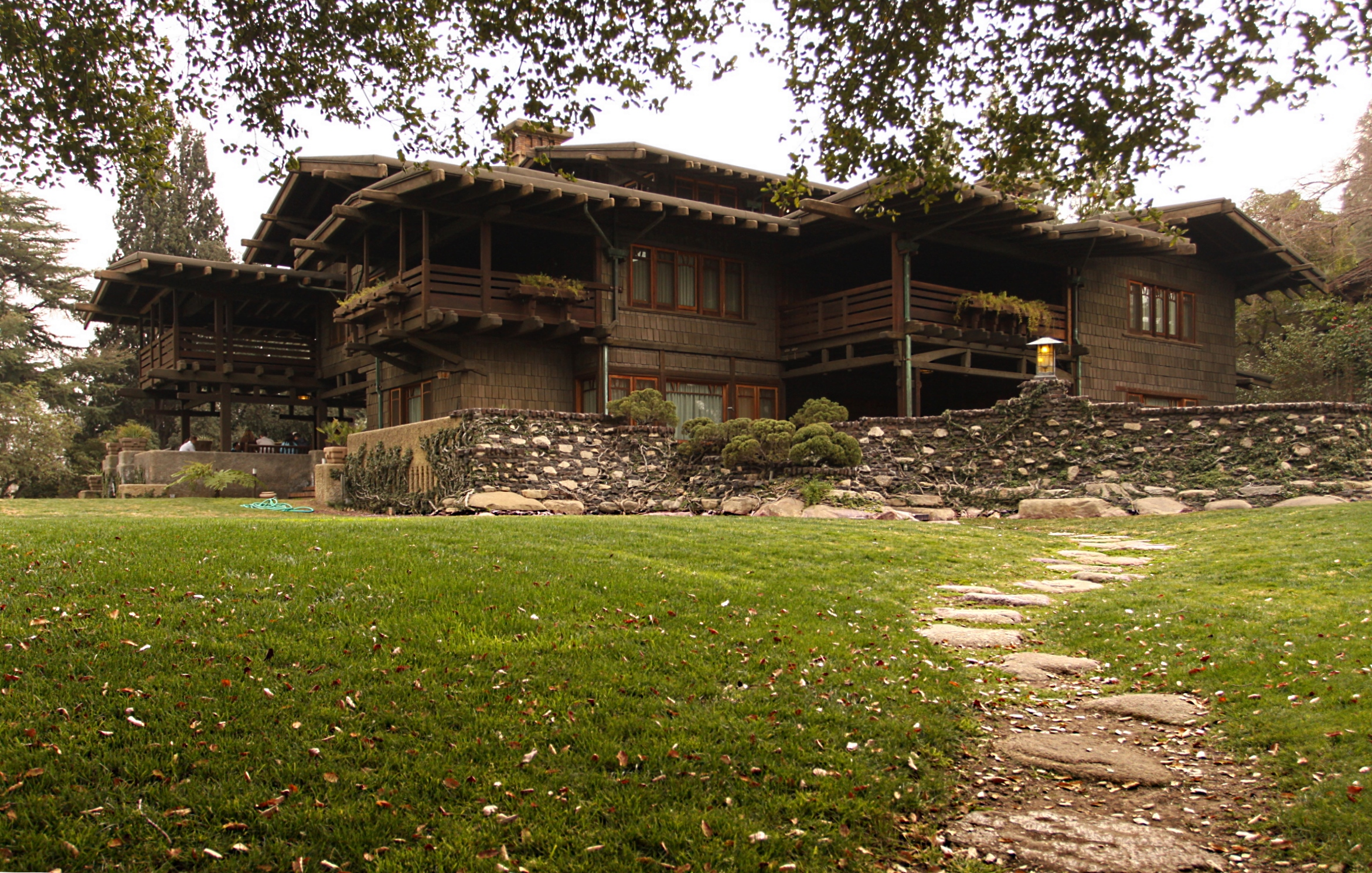 A Pilgrimage To The Gamble House The Ultimate Bungalow