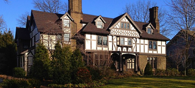Photo Essay: The Many Faces and Styles of Cleveland's Grand Old Arts & Crafts Homes