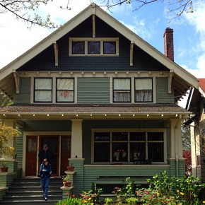 The Architectural Heritage Center's 14th Annual Portland Kitchen Revival Tour 2012