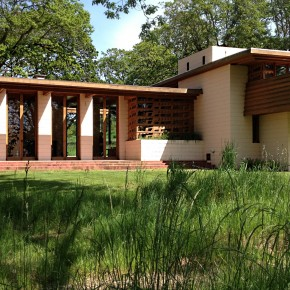 Frank Lloyd Wright Designed One Home In Oregon: The Gordon House
