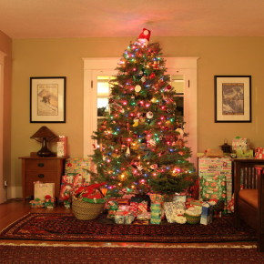From Our Bungalow To Yours: Wishing You Happy Holidays     From The Craftsman Bungalow!