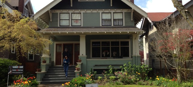 The Architectural Heritage Center's Portland Kitchen Revival Tour 2012