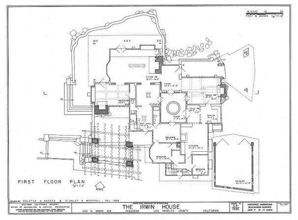 Irwin House - 1st Floor Plan SMALL