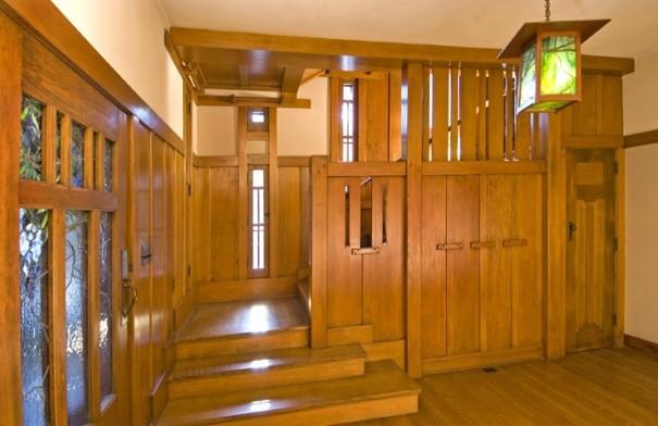Irwin House - Stairs1