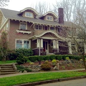 An Architectural Epiphany in Portland, Oregon: The Story Behind The Craftsman Bungalow Blog