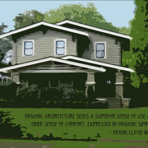 A Few Words About The Craftsman Bungalow