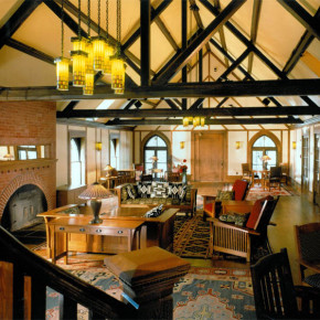 Origins of the Arts & Crafts Movement in America: The Roycroft Campus