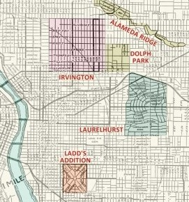 Best Old-House Neighborhoods in Portland, Oregon