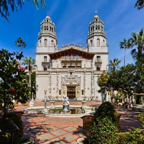 Hearst Castle: The Enchanted 1920's Spanish Revival Estate of Publishing Magnate William Randolph Hearst