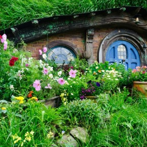 "A Virtual Visit To ""The Shire"" From J.R.R. Tolkein's Lord of the Rings Trilogy"