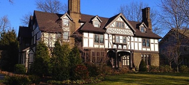 The Many Faces and Styles of Cleveland's Grand Old Arts & Crafts Homes