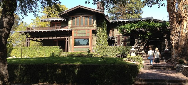 Another Greene & Greene Masterwork - The Duncan-Irwin House, Part I: The Exterior