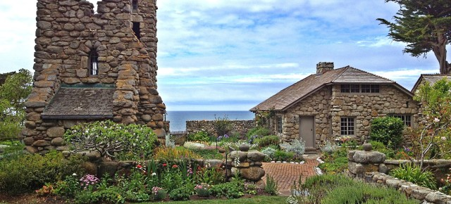 Tor House: The Handcrafted Stone Cottage of Poet Robinson Jeffers