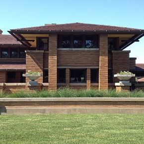 Frank Lloyd Wright's Magnificent Darwin Martin House in Buffalo, NY