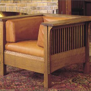 Stunning Warren Hile Studio Prairie Chair Bought On Portland Craigslist