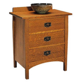 Christmas Came Early: A Pair of Stickley Nightstands on Craigslist!