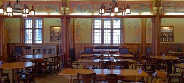 "The Handcrafted ""Blue Ribbon Hall"" at Milwaukee's Historic Pabst Brewery"