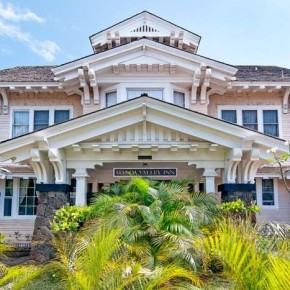 A Hidden Oasis: Hawaii's Historic Manoa Valley Inn Bed & Breakfast