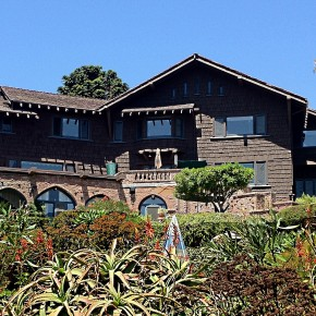 Santa Barbara's Spectacular Bungalow Haven and Amazing County Court House