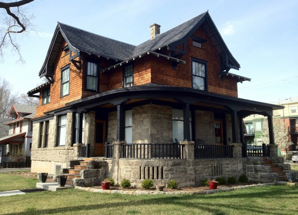 Photo essay the eclectic bungalows of boise idaho the for Craftsman style homes for sale in maryland