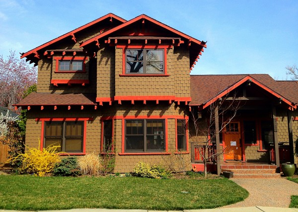 Photo Essay The Eclectic Bungalows Of Boise Idaho The