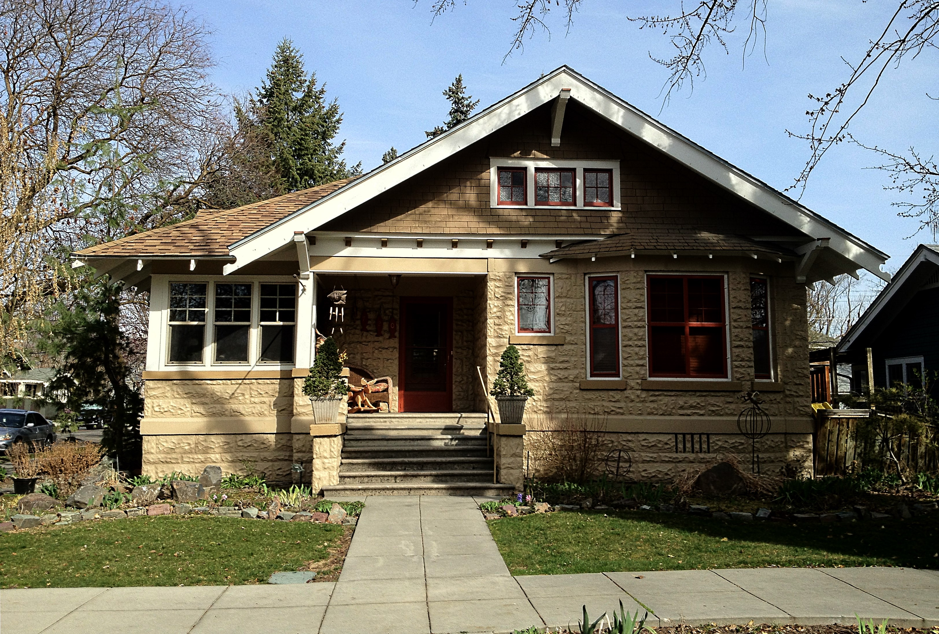Photo Essay The Eclectic Bungalows of Boise Idaho The Craftsman