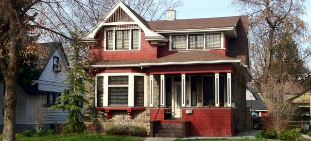 Photo Essay: The Eclectic Bungalows of Boise, Idaho