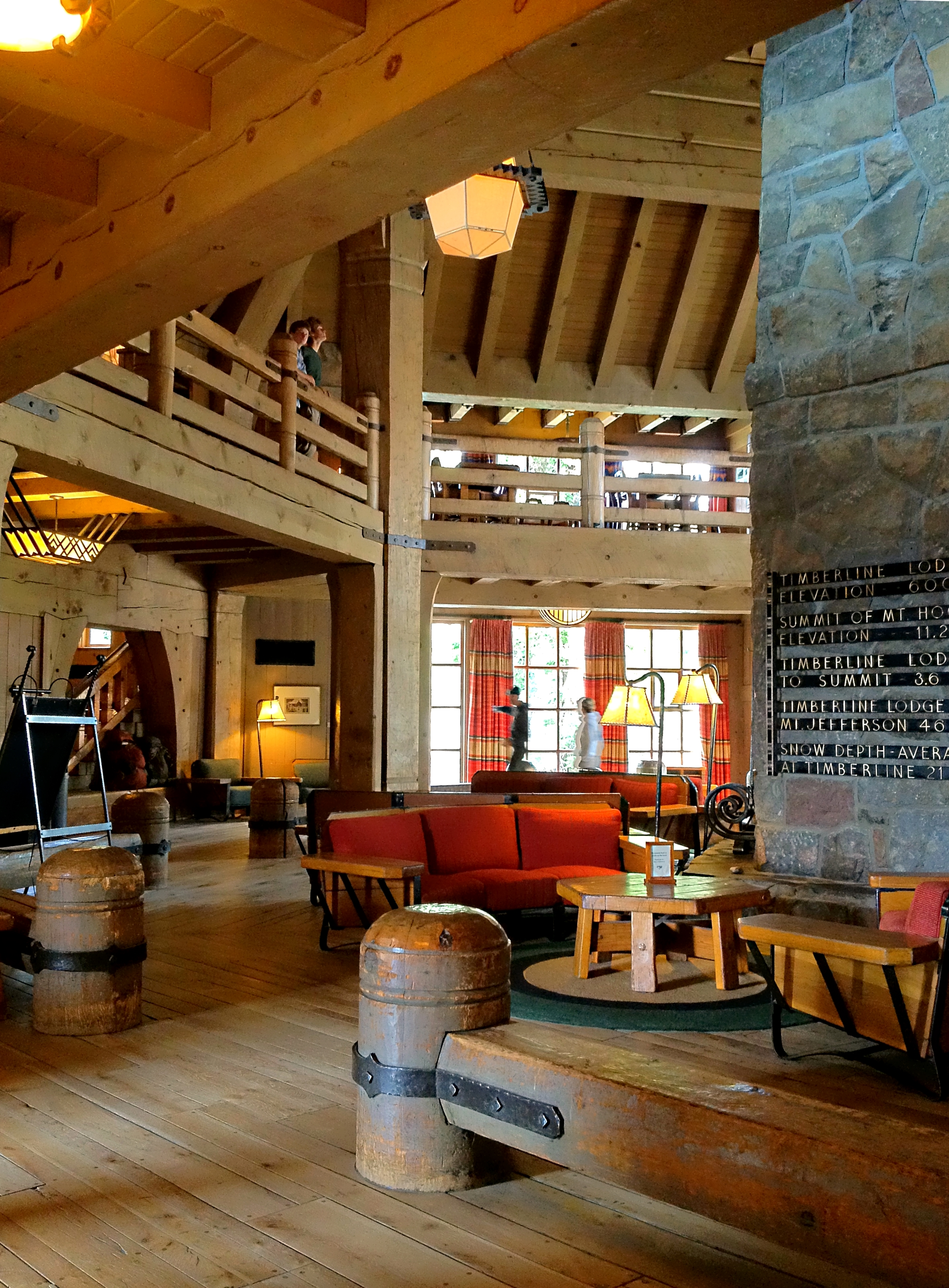 The Lodge At Bryce Canyon Dining Room: Timberline Lodge: The Quintessential American Alpine Lodge