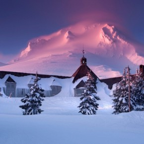 Timberline Lodge: The Quintessential American Alpine Lodge, Part One