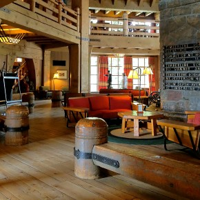 Timberline Lodge: The Quintessential American Alpine Lodge, Part Two