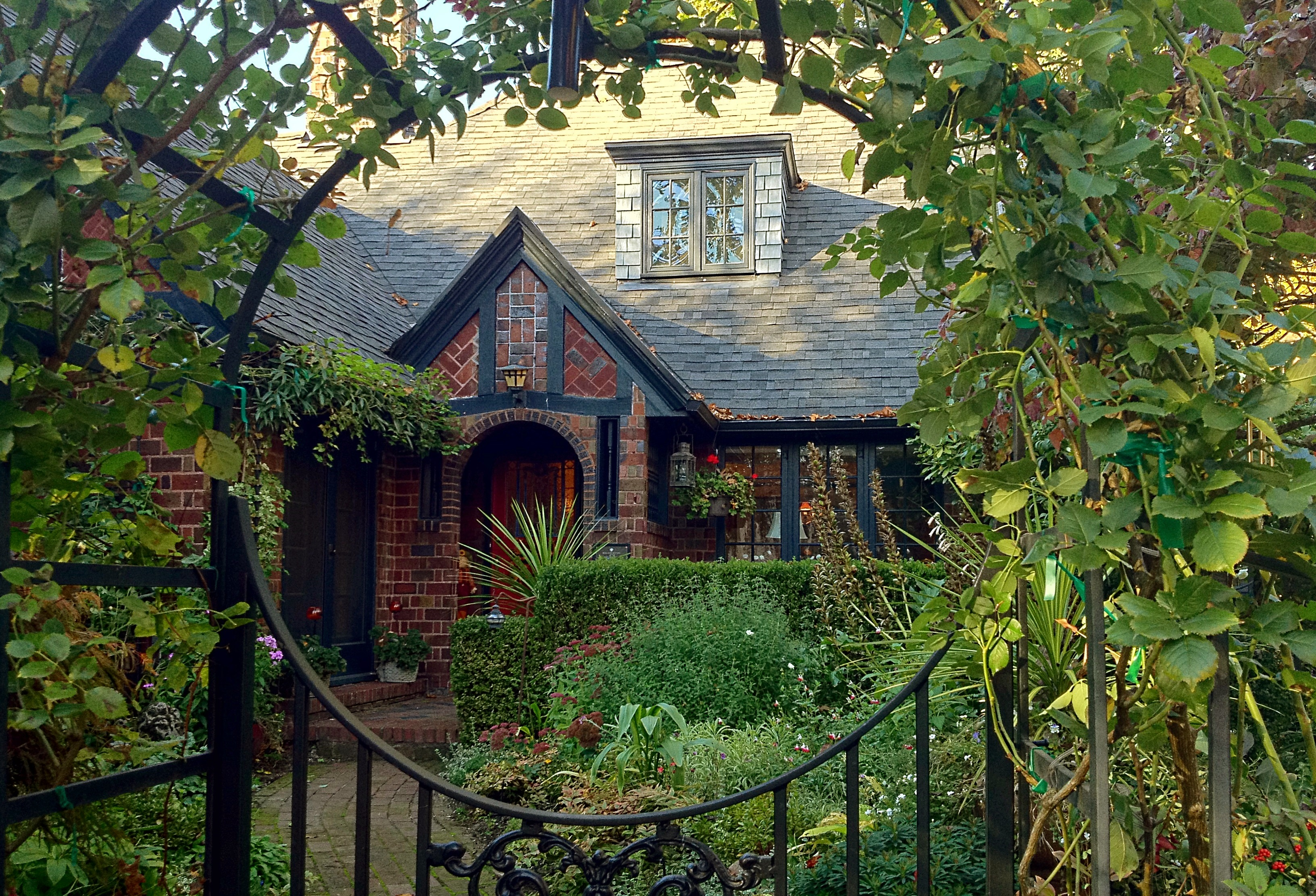 the brick house beautiful: a unique and timeless portland landmark