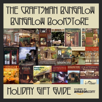 The Craftsman Bungalow's Bungalow Bookstore