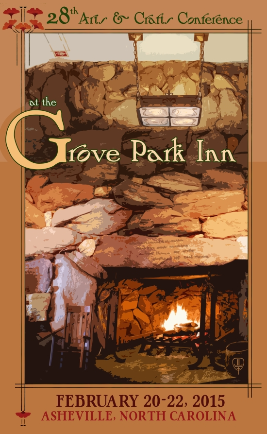 The 28th Annual Grove Park Inn Arts & Crafts Conference 2015