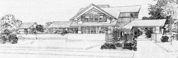 LHJ Davenport Spec House
