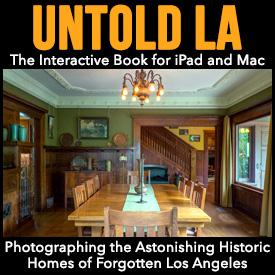 Untold LA: Interactive iBook