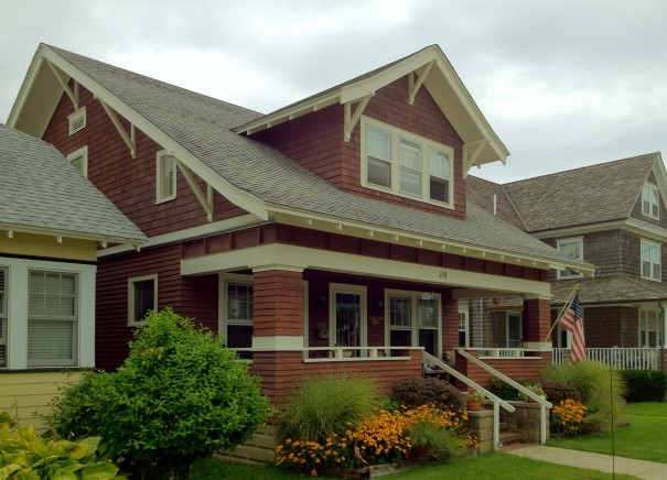 Beach Bungalows And Memories On The Jersey Shore The Craftsman