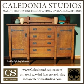 The Craftsman Spotlight: Caledonia Studios, Making History One Piece At A Time