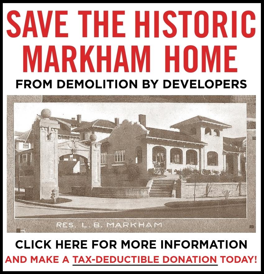 Help Save the Markham Home