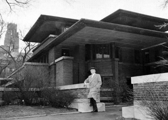 FLW At Robie House