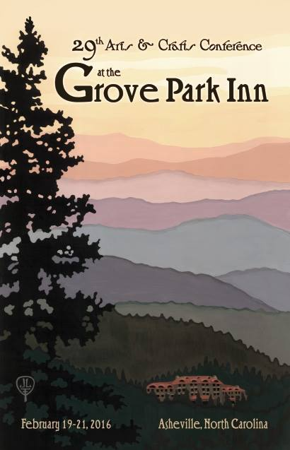 The 29th Annual Grove Park Inn Arts & Crafts Conference 2016