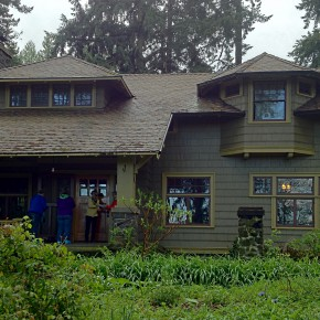 The Architectural Heritage Center's 16th Annual Portland Old House Revival Tour 2015