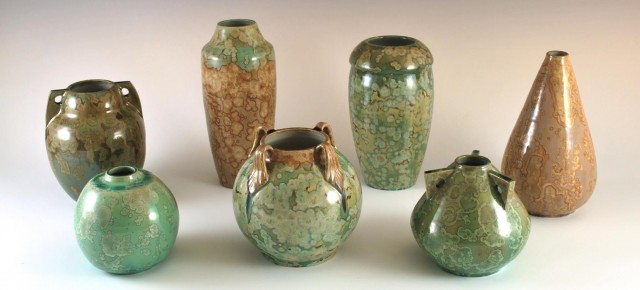 The Craftsman Spotlight: JW Art Pottery, Handmade Pottery In The Arts & Crafts Style