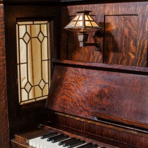 The Craftsman Spotlight: Michael Stinnett And The Antique Piano Shop