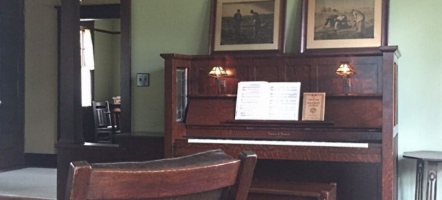 The Craftsman Spotlight: Michael Stinnett And The Antique Piano Shop