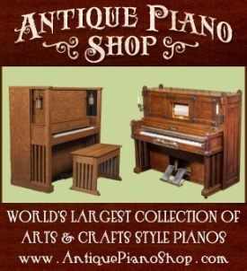 Antique Piano Shop