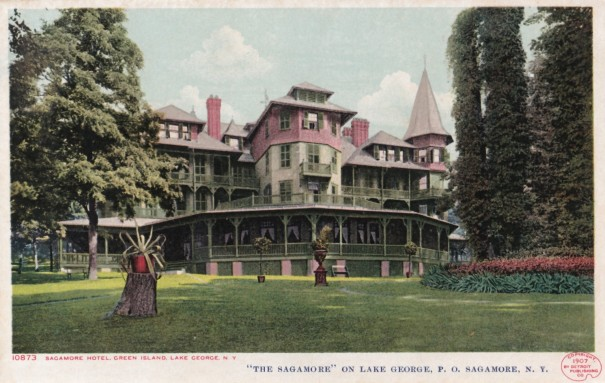 sagamore-ii-color-postcard-d-ebay