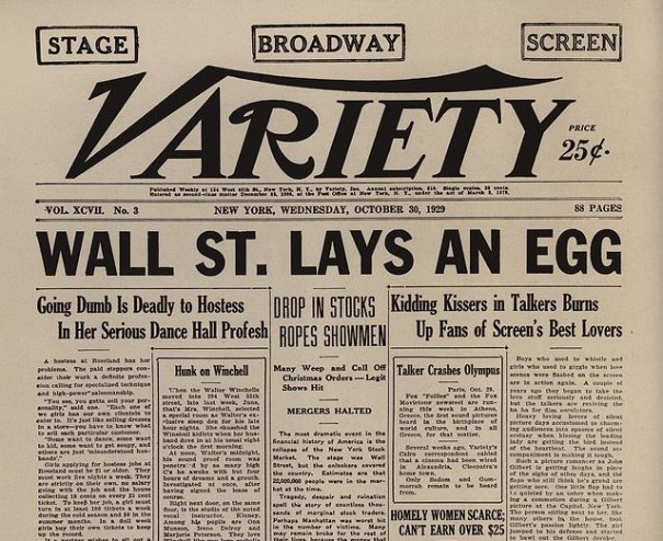 variety-1929-stock-market-crash-half-page